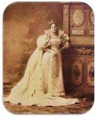 1800 Mardi Gras Queen