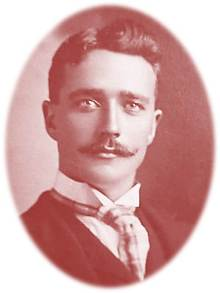 Edwardian man