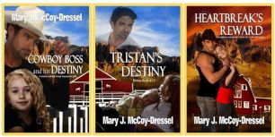 Mary DD Ranch 3 bks