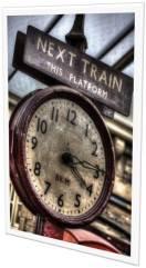 Next Train-Clock
