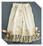 Victorian knickers