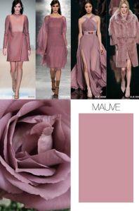 2015 mauve fashion