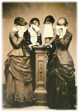 4 Women Handkerchiefs