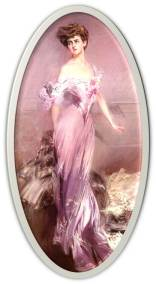 mauve Dolly Baird of Bunbarton 1906