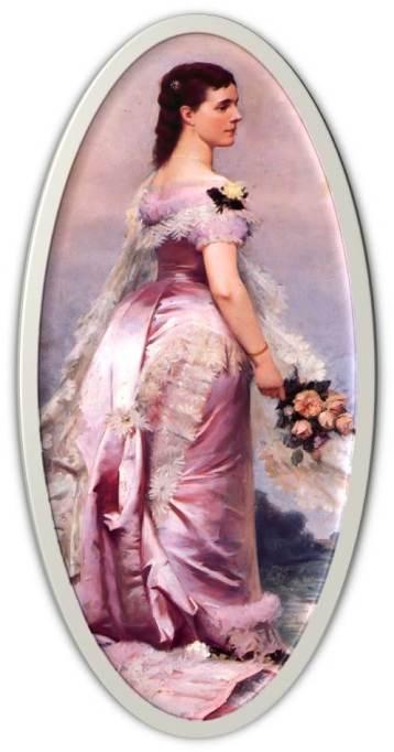 Mauve Queen Marie Henriette