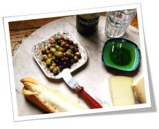Olives recipe