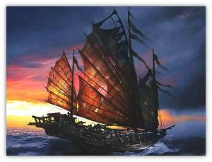 Koxinga ship