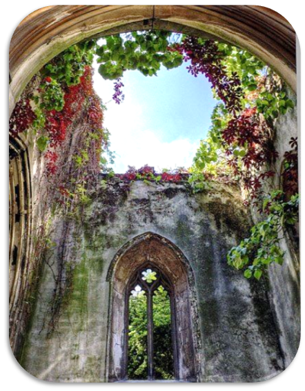 Ruins St Dunstan