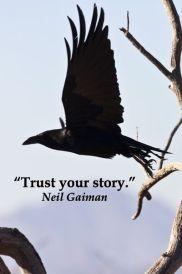 Trust UR Story Neil Gaiman