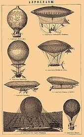 Victorian Airships
