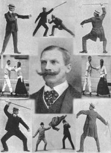 Victorian gentlemen martial arts