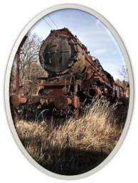 Abandoned Locomotive 1
