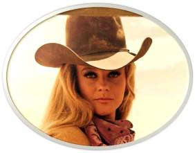 Ann Margaret in The Train Robbers (1973)