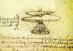Aerial Screw drawing