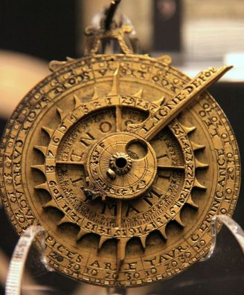 A very old Astrolabe