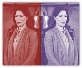 Jaime Murray n Double