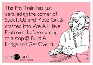 Pity train joke