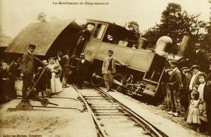 Train Derailment people