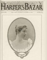 Harper's Bazaar 1899