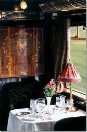 Orient Express Dining Table