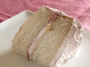 Suzanne lavender cake