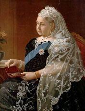 Queen Victoria older