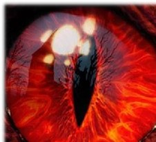 Red Dragon Eye