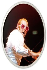 Elton John 1974 Madison Sq
