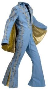 denim jumpsuit of Elvis