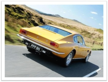 1970 Aston Martin DBS V8 5636-R