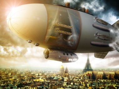 Atonement Airship