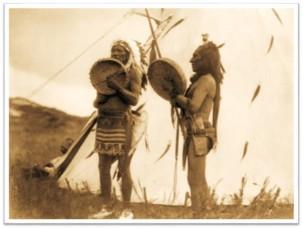 Dakota Sioux drums