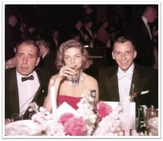 Bogart Bacall Sinatra