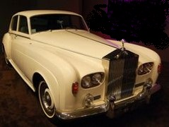 Elvis Rolls Royce Silver Cloud 1966