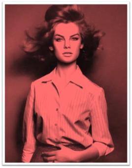 Jean Shrimpton 1961