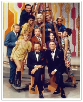 Laugh-In Cast 1968