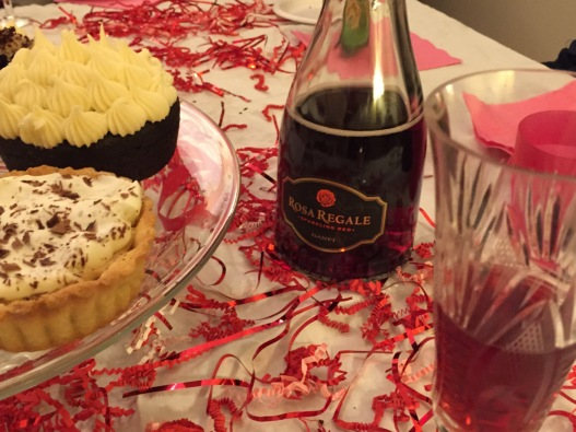 Rosa Regale n Dessert a Pug in the Kitchen