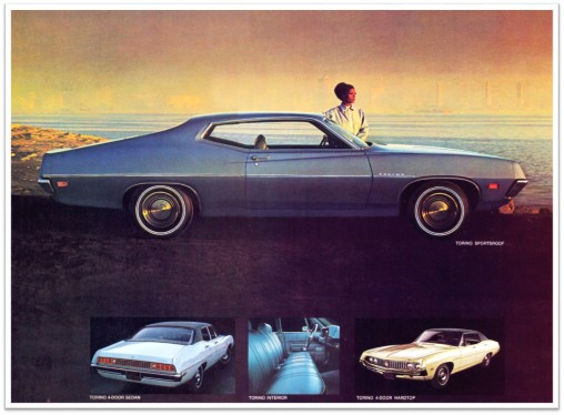 1970 Ford Torino ad