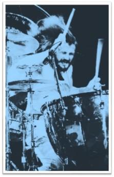 John Bonham drum
