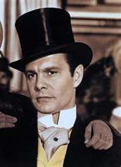 Louis Jourdan as Jaspe, also known as The Dealer