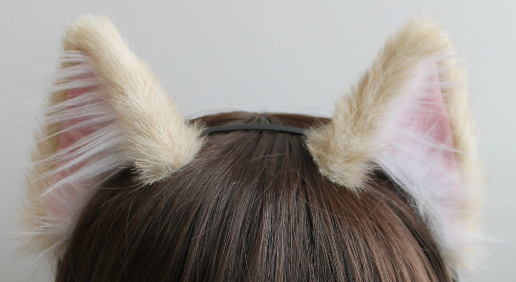 How To Make Wire Cat Ears Headband