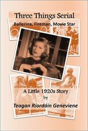Novel-book-The Three Things Serial Story-Teagan Riordain Geneviene-The Writer Next Door-Vashti Q-spotlight-author