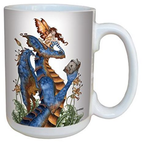 Fairy Dragon mug