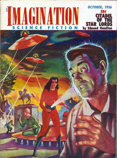 1956 Imagination SF comic
