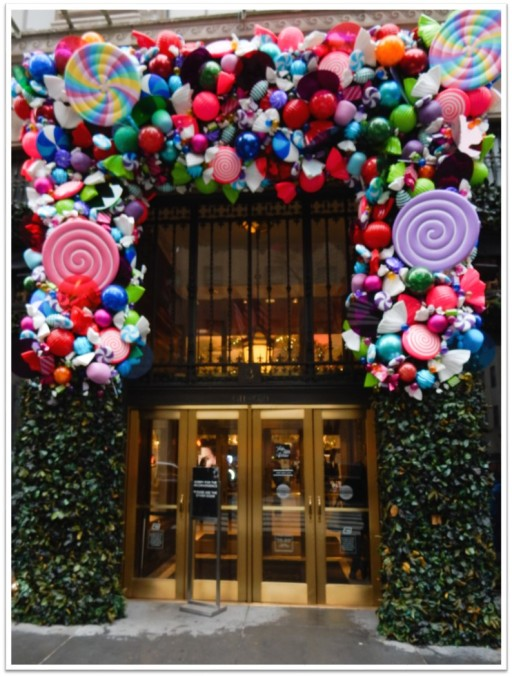 Saks Fifth Avenue Christmas Dan Antion