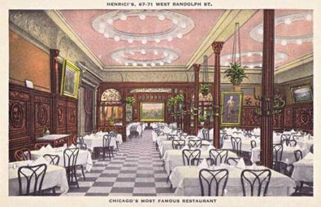 1920 Henricis Chicago IL