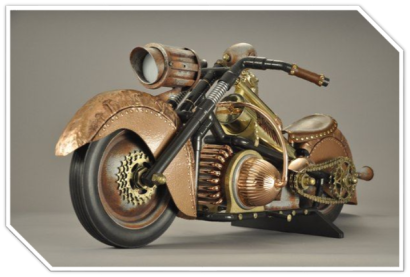 Artie Portable Time Machine cycle