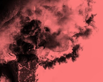 Red Smoke_ Wong Unsplash