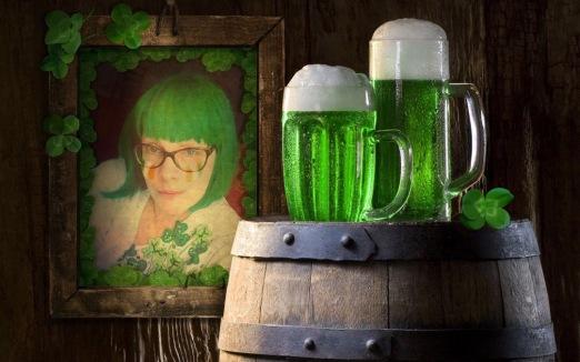 Me green 2018 Green beer