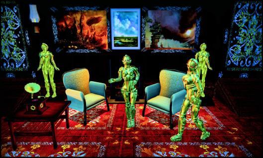 Bot inside Metropolis 08